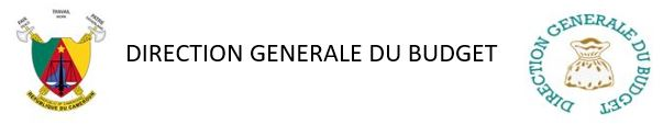 LA DIRECTION GENERALE DU BUDGET