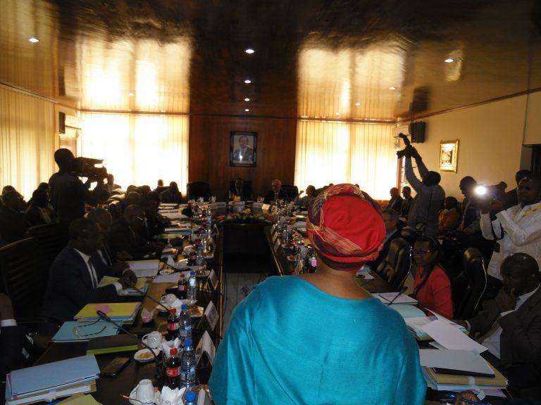 comité de pilotage sur les finances publiques